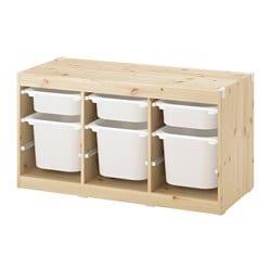 TROFAST 舒法特 储物组合带盒 ¥601.00