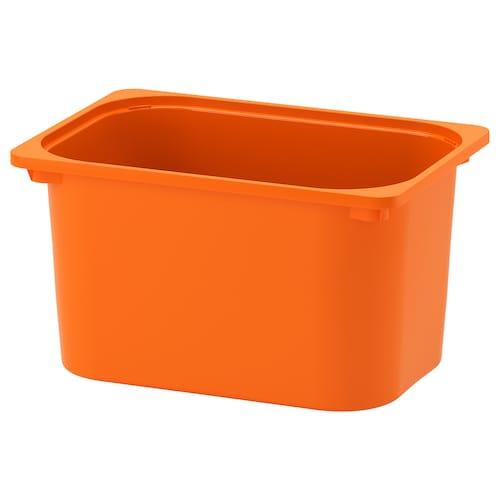 舒法特 储物箱 橙色 42 厘米 30 厘米 23 厘米