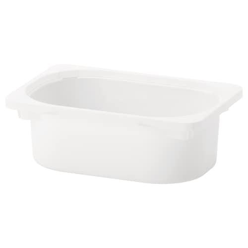 舒法特 储物箱 白色 20 厘米 30 厘米 10 厘米