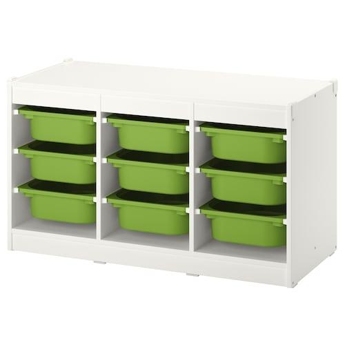 IKEA 舒法特 储物组合带盒