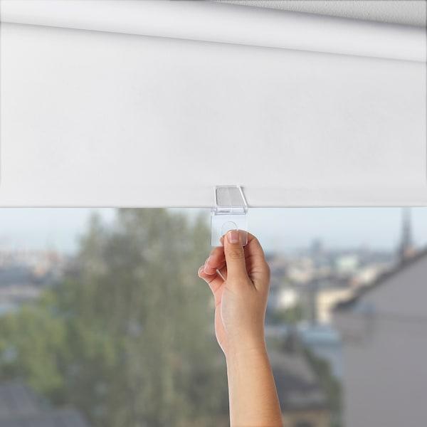 图普勒 遮光卷帘 白色 80 厘米 83 厘米 195 厘米 1.56 平方米