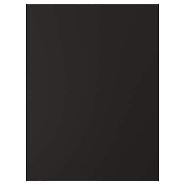 伍德拉 门带黑板表面 煤黑色 59.7 厘米 80.0 厘米 60.0 厘米 79.7 厘米 1.6 厘米
