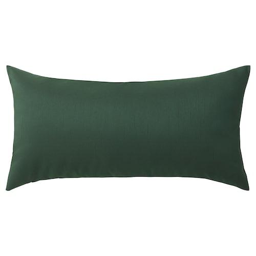 乌卡特 靠垫 深绿色 30 厘米 58 厘米 250 克 300 克