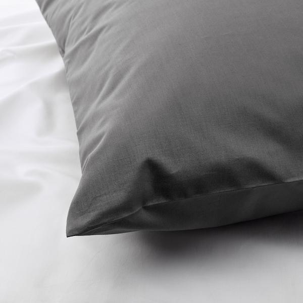 乌维达 枕套 灰色 200 Inch² 1 件 50 厘米 80 厘米