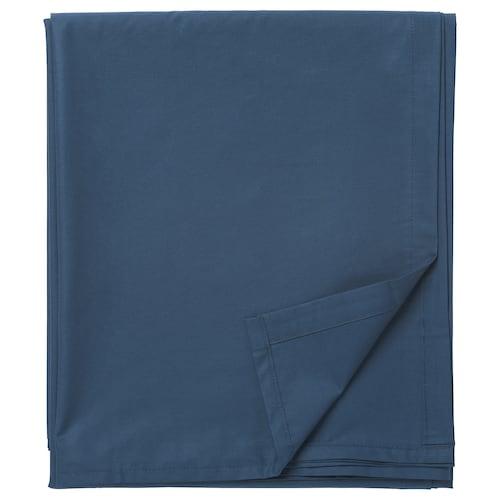 乌维达 床单 深蓝色 200 Inch² 260 厘米 240 厘米