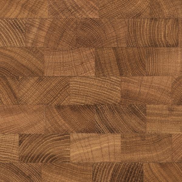 瓦德侯玛 厨房岛台 黑色/橡木 79 厘米 62.5 厘米 90 厘米
