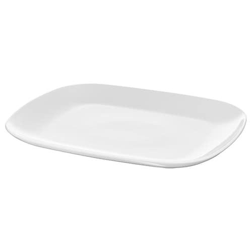 瓦德拉 碟 白色 31 厘米 26 厘米