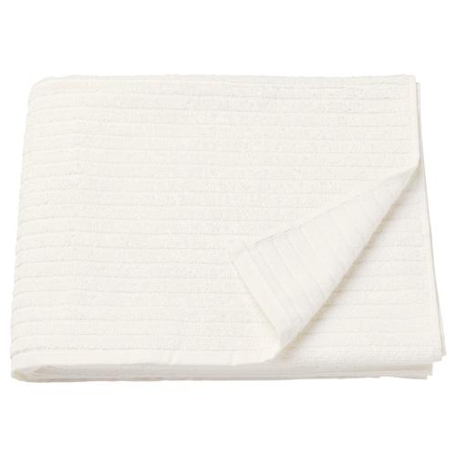 沃格逊 浴巾 白色 140 厘米 70 厘米 0.98 平方米 400 克/平方米