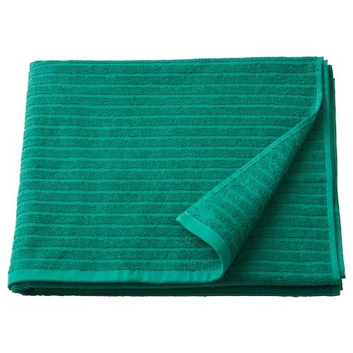 沃格逊 浴巾 深绿色 140 厘米 70 厘米 0.98 平方米 400 克/平方米