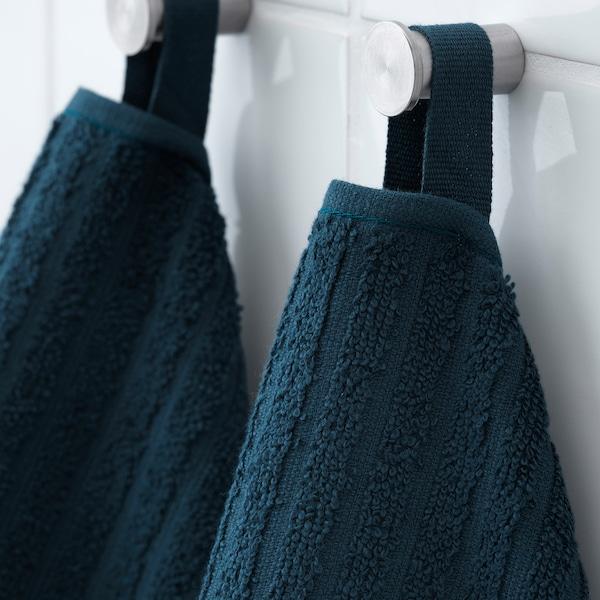 沃格逊 毛巾 深蓝色 70 厘米 40 厘米 0.28 平方米 400 克/平方米