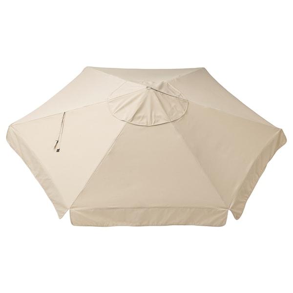 沃洪门 伞篷 米黄色 260 克/平方米 300 厘米