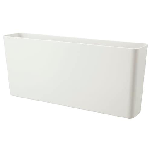 瓦瑞拉 储物盒 白色 50 厘米 12 厘米 22 厘米