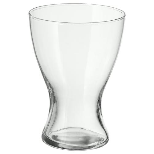 维森 花瓶 透明玻璃 20 厘米