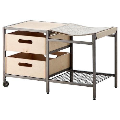 维布罗 长凳 自然色 88 厘米 45 厘米 53 厘米