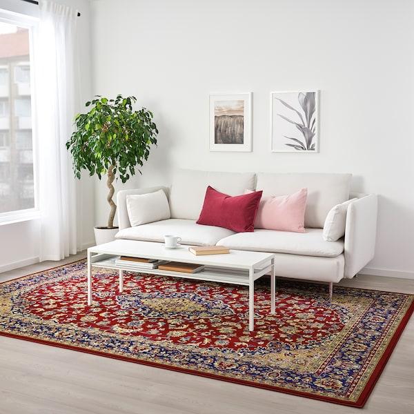 VEDBÄK 维德贝克 短绒地毯, 多色, 200x300 厘米