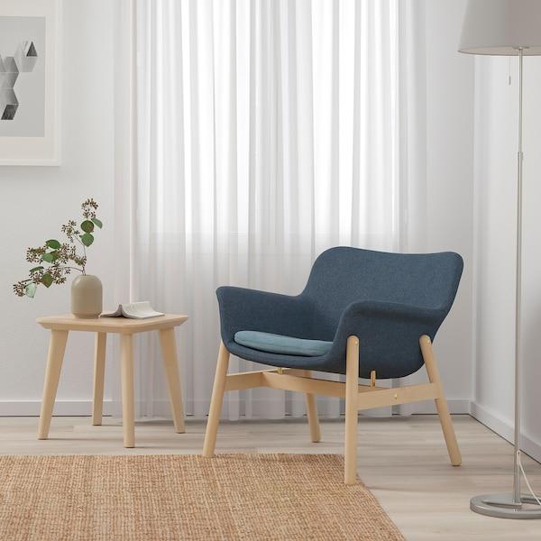 维伯 单人沙发/扶手椅 刚纳瑞德 蓝色 75 厘米 73 厘米 65 厘米 24 厘米 20 厘米 45 厘米 48 厘米 44 厘米
