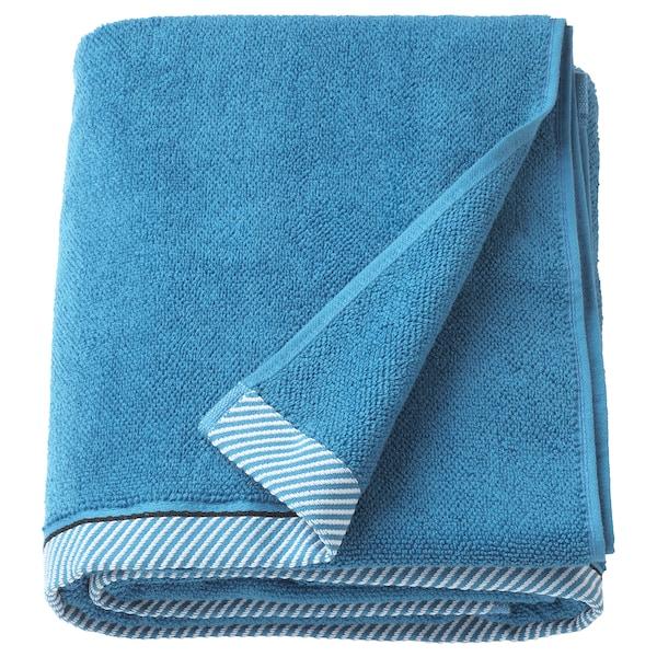 维克夫亚德 浴巾 蓝色 150 厘米 100 厘米 1.50 平方米 475 克/平方米