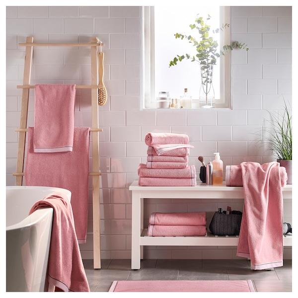 维克夫亚德 浴巾 粉红色 140 厘米 70 厘米 0.98 平方米 475 克/平方米