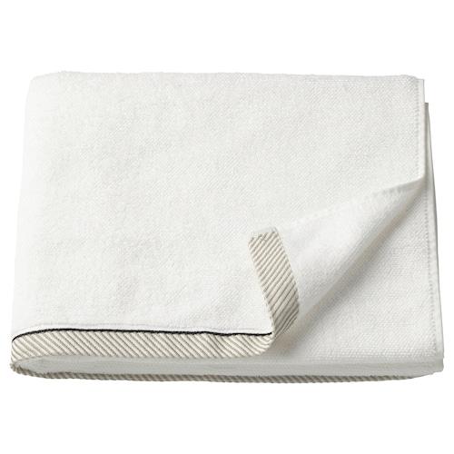 维克夫亚德 浴巾 白色 140 厘米 70 厘米 0.98 平方米 475 克/平方米