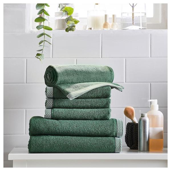维克夫亚德 小方巾 绿色 30 厘米 30 厘米 0.09 平方米 475 克/平方米