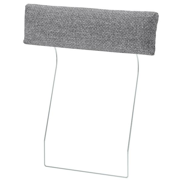 维姆勒 头垫 雷德 灰色/黑色 70 厘米 20 厘米 13 厘米