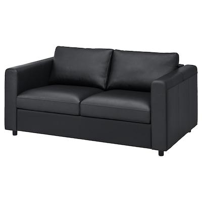 VIMLE 维姆勒 双人沙发, 哥兰/邦斯塔 黑色