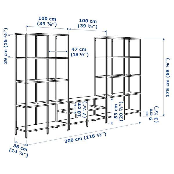 IKEA 维特索 电视机组合柜