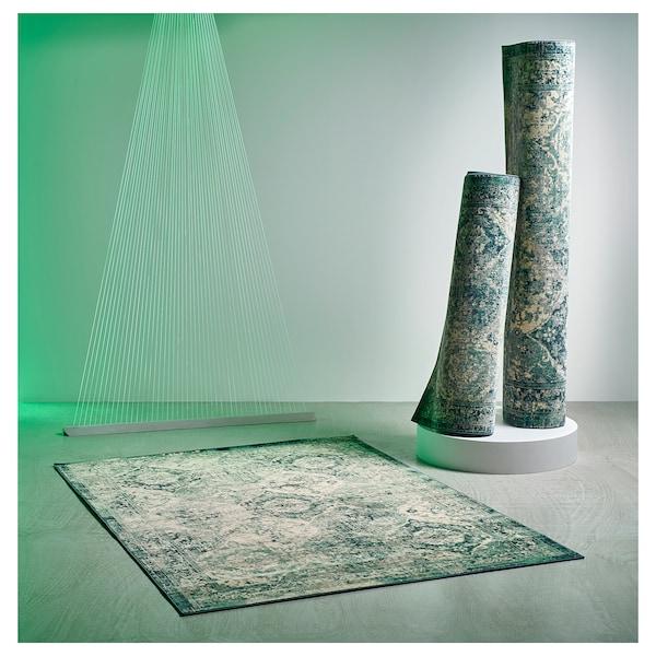翁斯拜克 短绒地毯 绿色 230 厘米 170 厘米 8 毫米 3.91 平方米 1700 克/平方米 645 克/平方米 6 毫米
