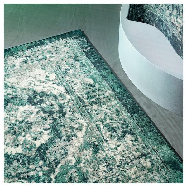 VONSBÄK 翁斯拜克 短绒地毯, 绿色, 133x195 厘米
