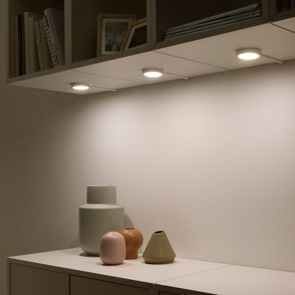 瓦克斯米拉 LED射灯, 白色, 6.8 厘米