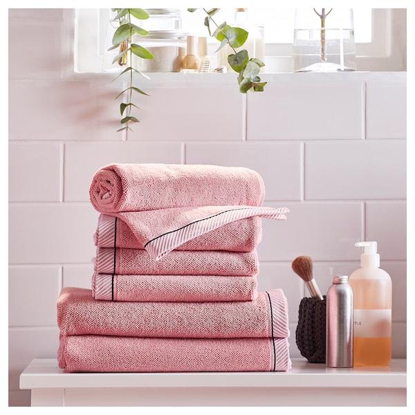 维克夫亚德 毛巾, 粉红色, 40x70 厘米
