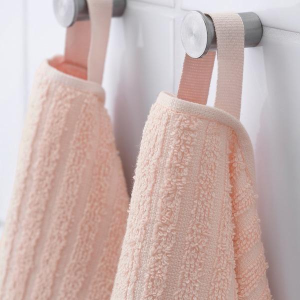 沃格逊 毛巾, 浅粉色, 40x70 厘米