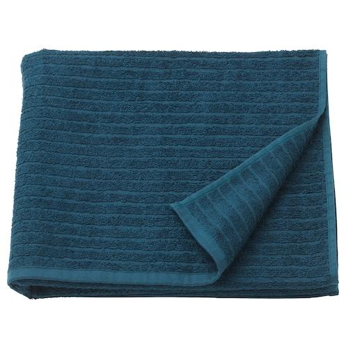 沃格逊 浴巾, 深蓝色, 70x140 厘米