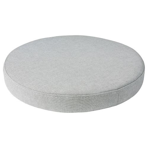 沃姆安克萨姆 椅子垫, 欧斯塔 淡灰色, 38 厘米