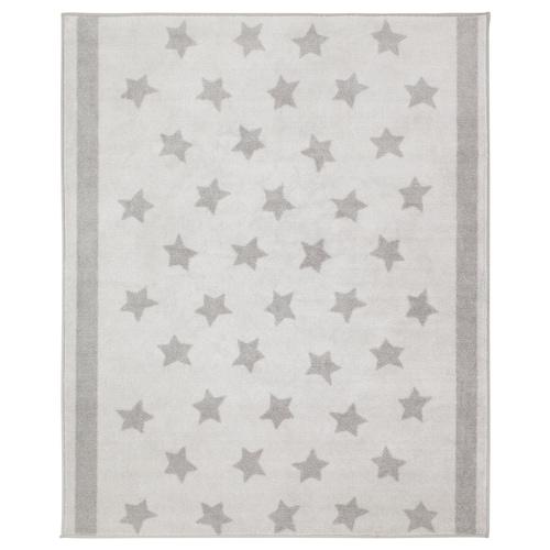 西莫 地毯, 灰色, 133x160 厘米