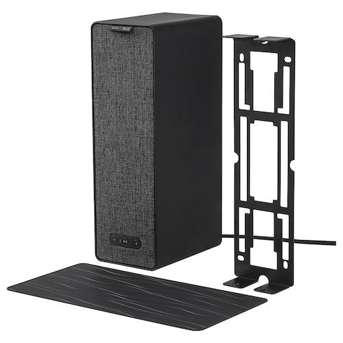 希姆弗斯 / 希姆弗斯 WiFi音箱带托架, 黑色, 31x10x15 厘米