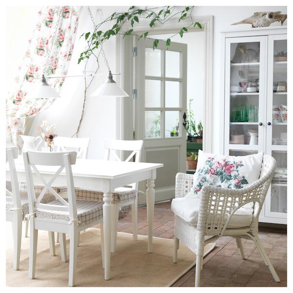 英格弗 椅子, 白色