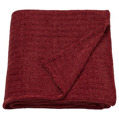YLVALI 依瓦丽 休闲毯, 红褐色, 130x170 厘米
