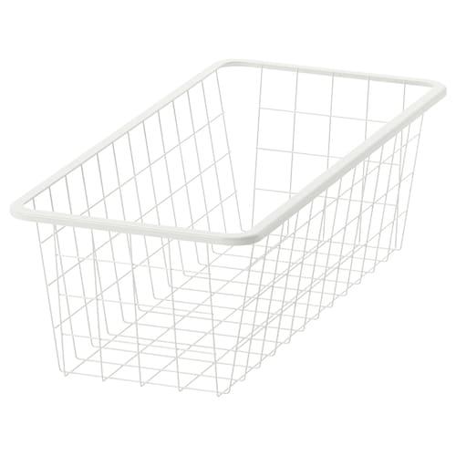 尤纳赛尔 篮筐, 白色, 25x51x15 厘米