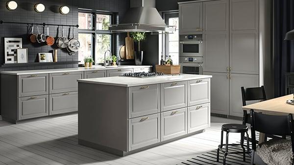 厨房设计: 全套厨房产品和设计灵感,定制梦想厨房