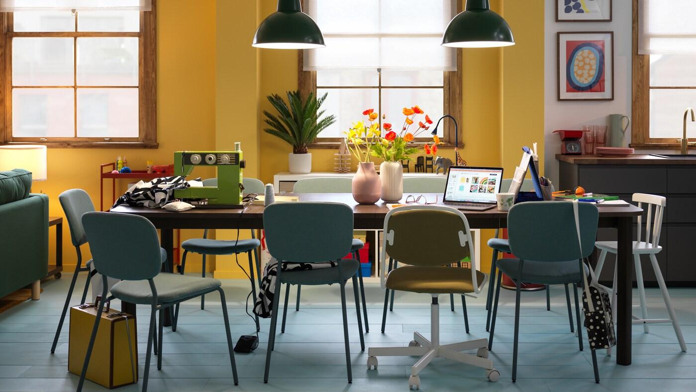 一处空间,畅享各种客厅活动。