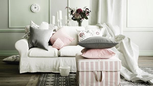 客厅纺织品