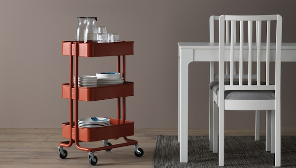 Kitchen islands trolleys