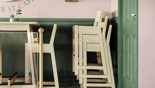 咖啡馆椅子