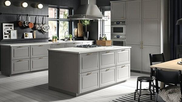 Kitchen planning:build your dream kitchen