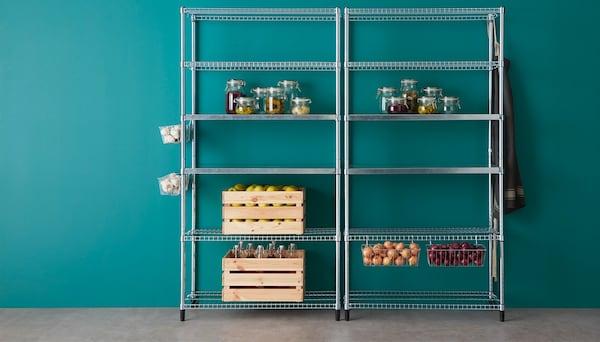 食品储藏室