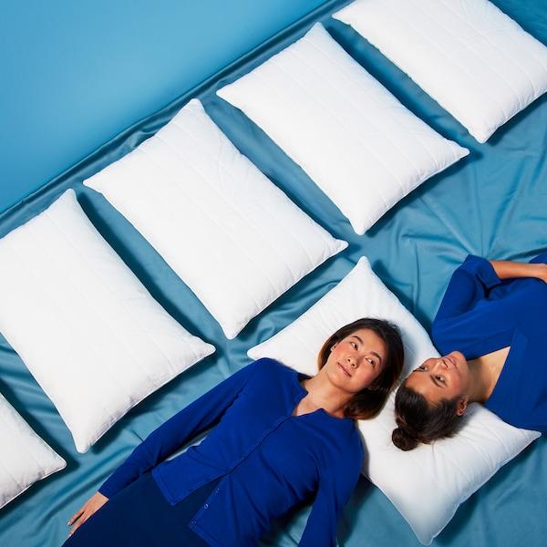 参阅指南帮你找到最适合的床垫、羽绒被和枕头。