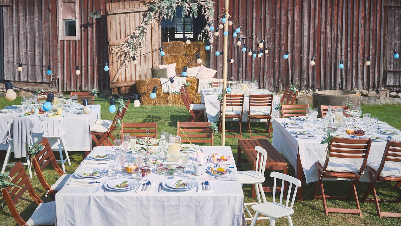 Tip on how to create a memorable table setting for spring.