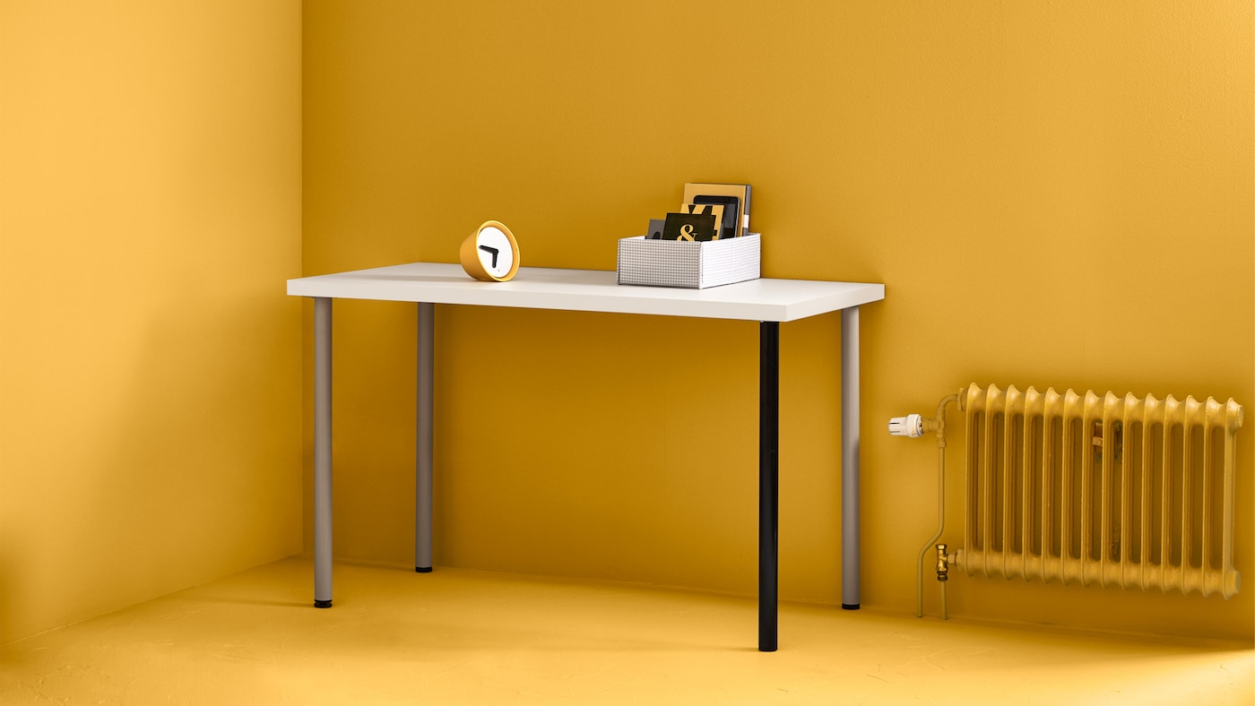 How to build your own desk.