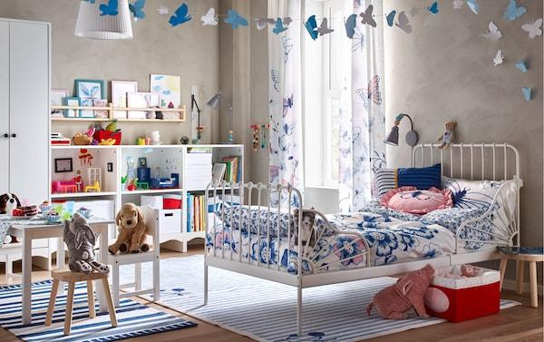 The Butterfly Bedroom Ikea
